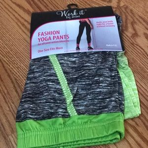 Pants - Yoga pants for all your activite lifestyle.